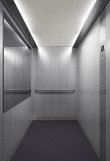 Kone Monogoods Passenger Freight And Service Lift